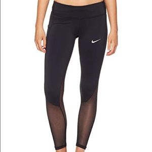 Nike Dri Fit mesh tights